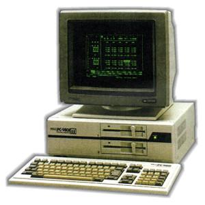 Pc9801m2