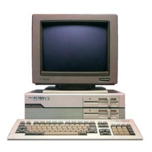 Pc9801vx21
